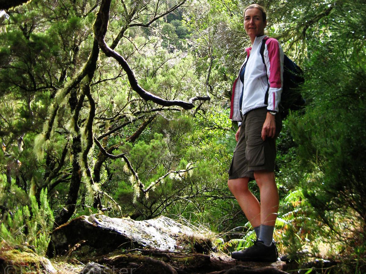 Joyce Summer - Wandern auf Madeira
