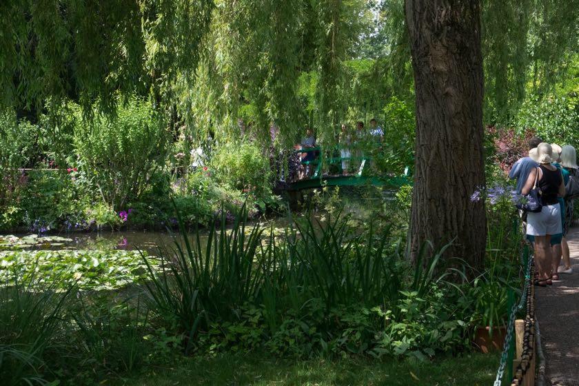 Monets Wassergarten | Waldspaziergang.org